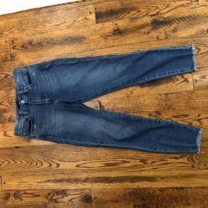 Joes Jeans High Rise Skinny